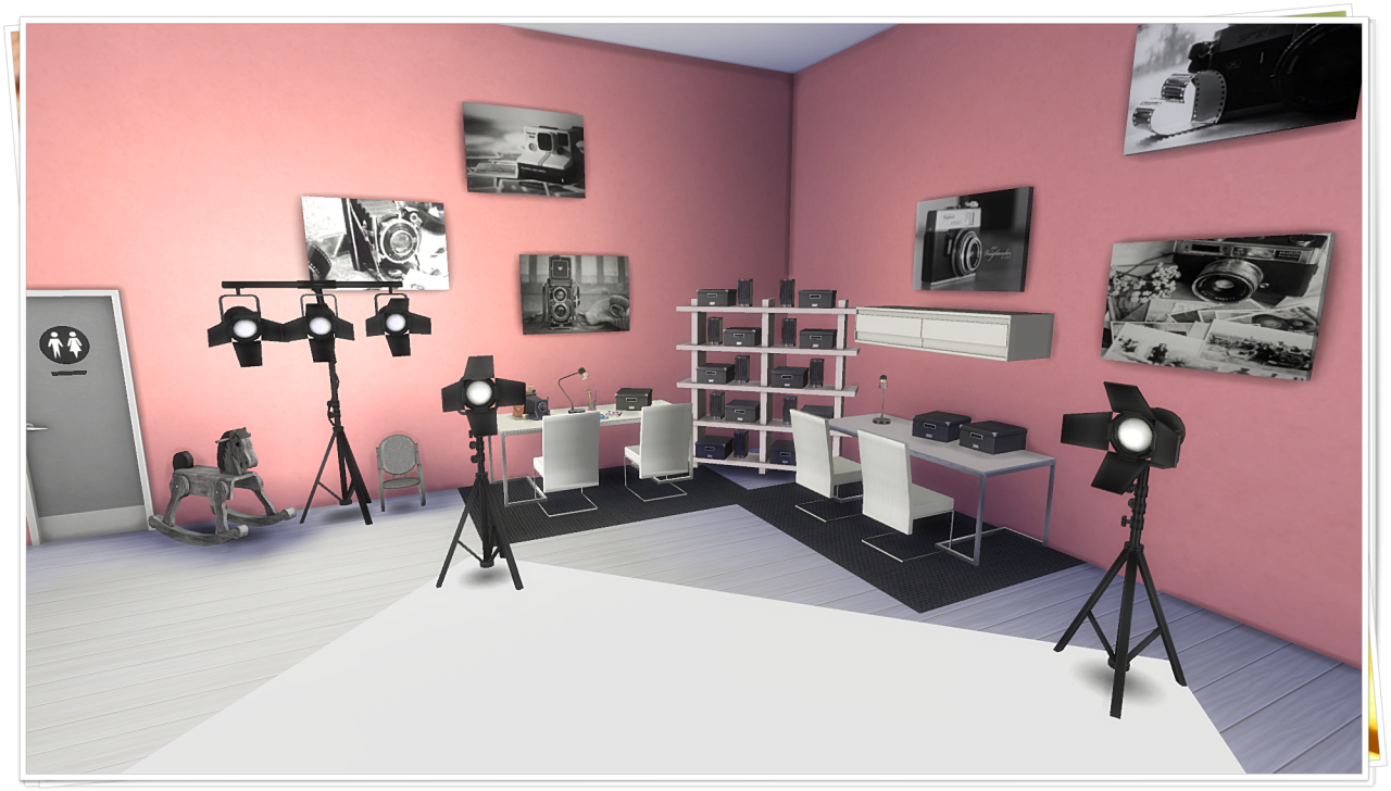 Photography Studio by Tacha75