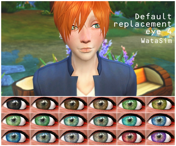 WataSim  Eyes : Default-replacement eyes 4
