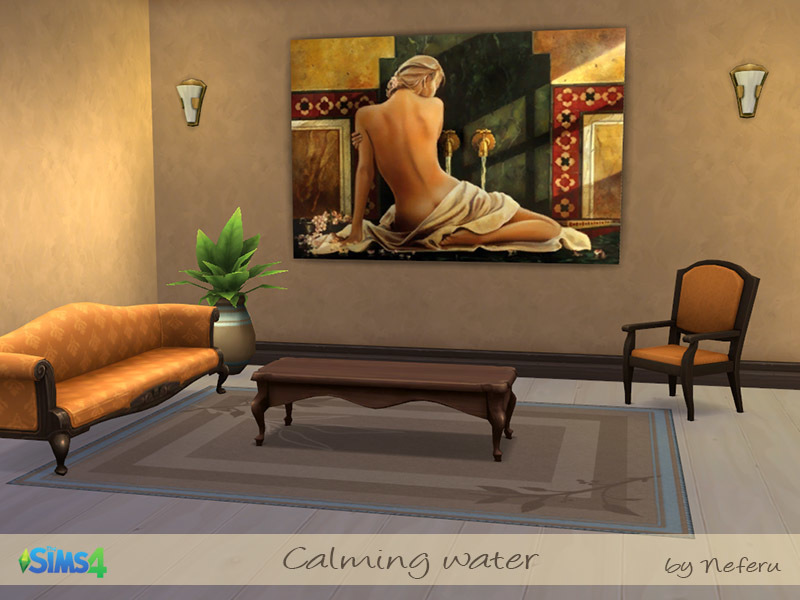 Calming water BY Neferu