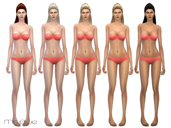 Laura Skin & Skintones by Ms Blue