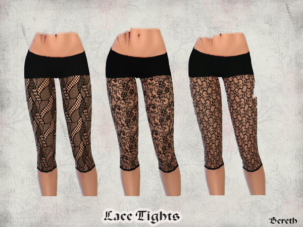 Lace Leggings by Bereth