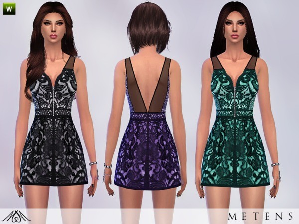 Royals - Dress by Metens