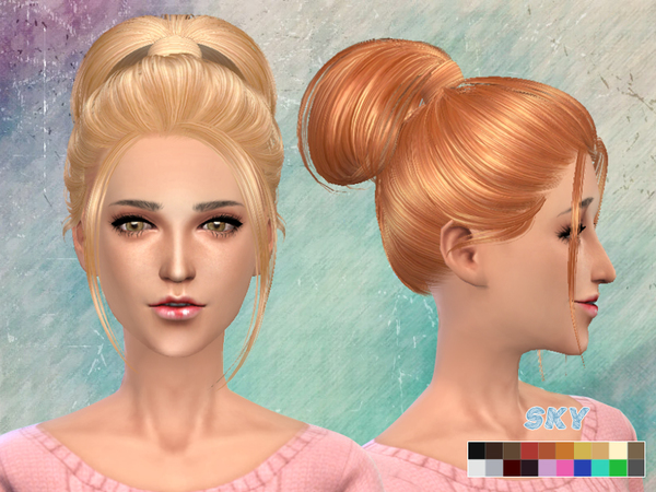 skysims Hair 111