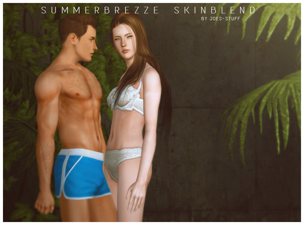 Summerbrezze Skinblend by Joes-Stuff