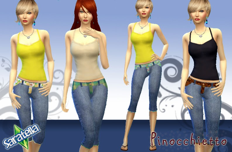 Outfit for Females by Saratella