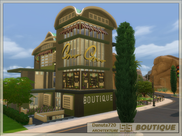 BOUTIQUE by Danuta720