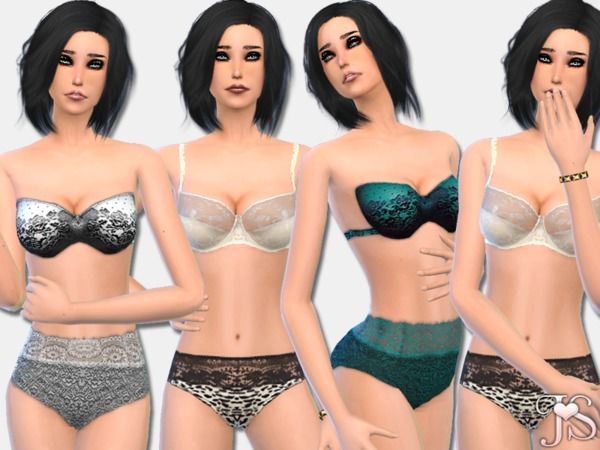 Need A Woman Lingerie Set by JavaSims