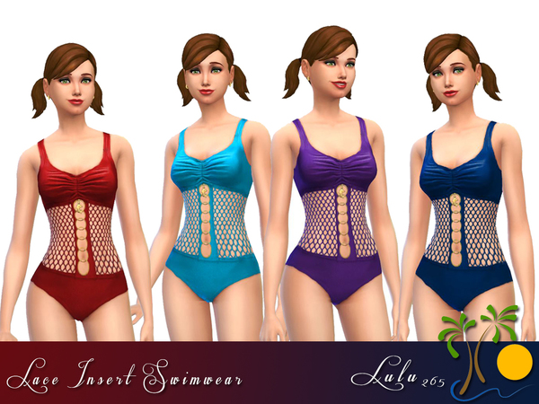 Lace Swimwear by Lulu265