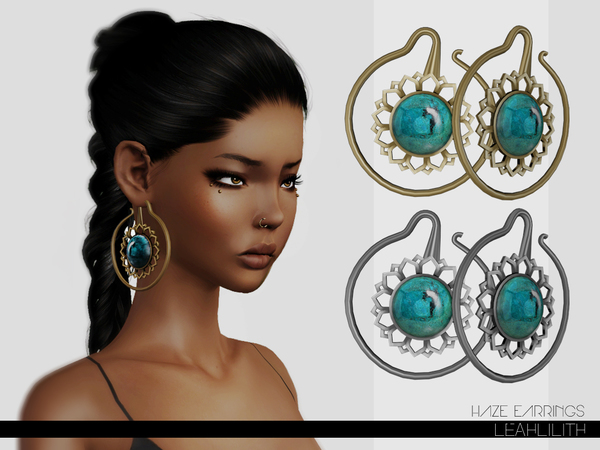 LeahLillith Haze Earrings