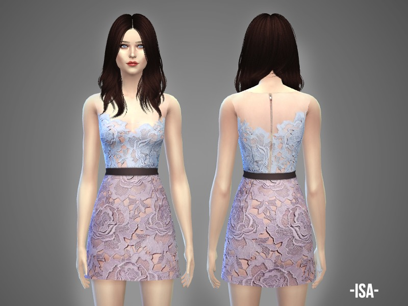 Isa - dress BY -April-