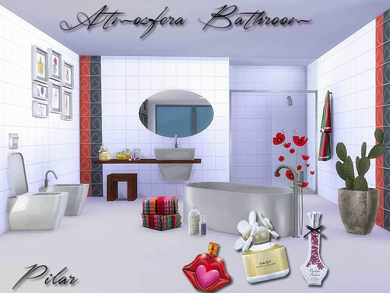 Atmosfera Bathroom BY Pilar