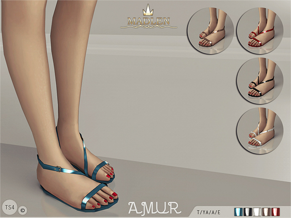 Madlen Amur Sandals by MJ95