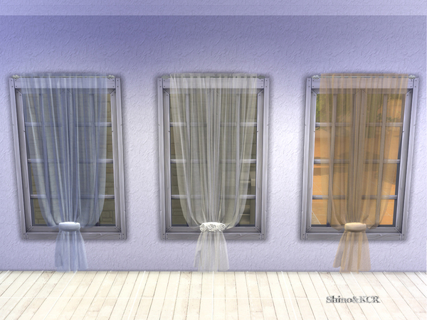 Curtains and Canopy's by ShinoKCR