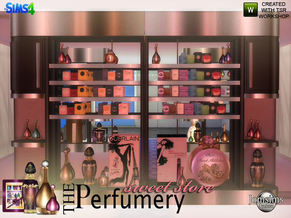 The Perfumery sweet store by jomsims