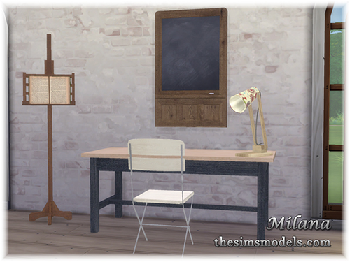 Office set 01 by Milana