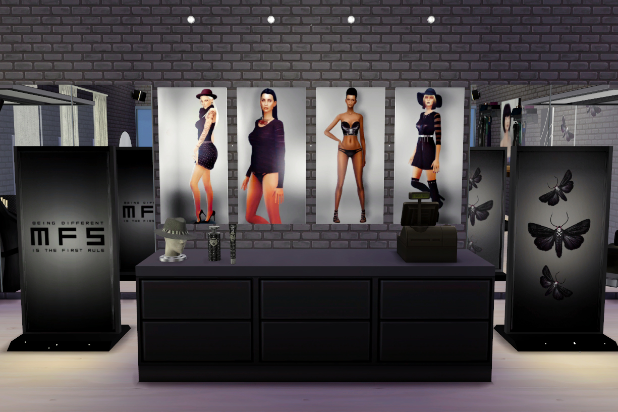 MFS STORE by Missfortune Sims