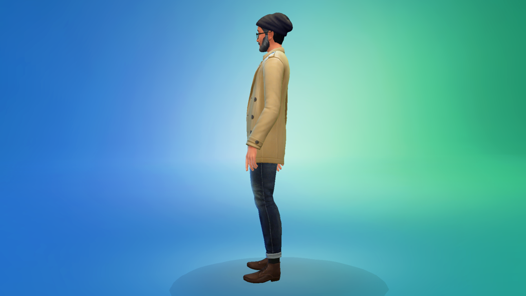 Snazzy Trench Coats for Males by MarvinSims