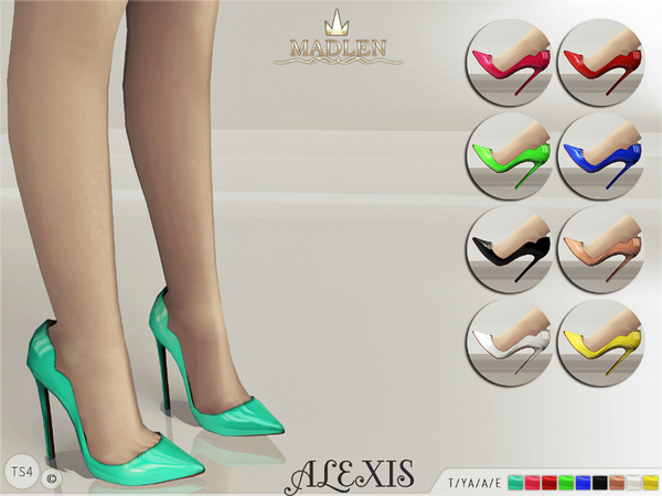 Madlen Alexis Shoes by MJ95