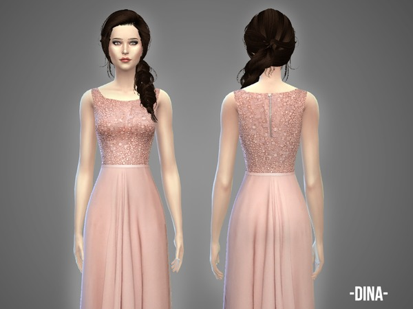 Dina - gown by -April-