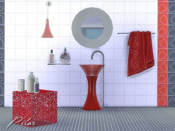 Calice Bathroom by Pilar