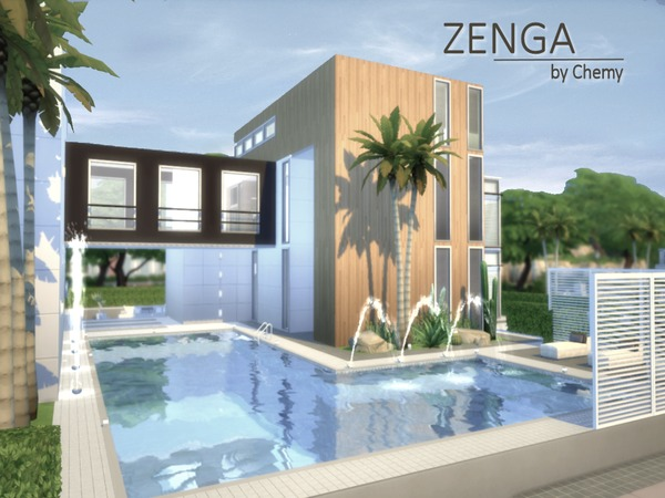ZENGA by chemy