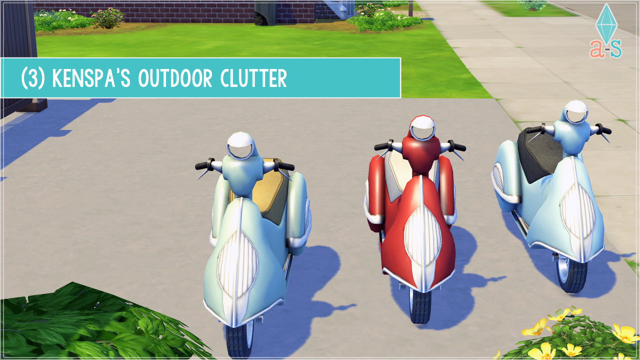 Updated - Kenspas - Outdoor Clutter by Ajoya