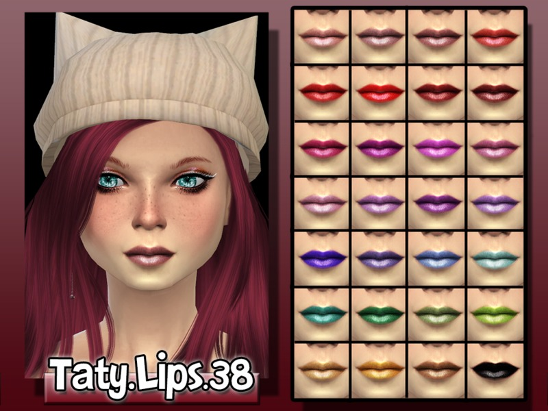 [Ts4]Taty_Lips_38 BY tatygagg