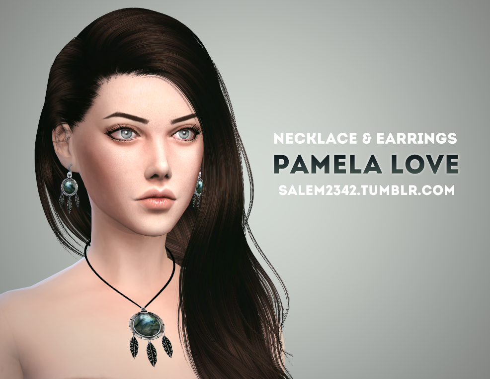 Necklace & earrings Pamela Love by Salem2342