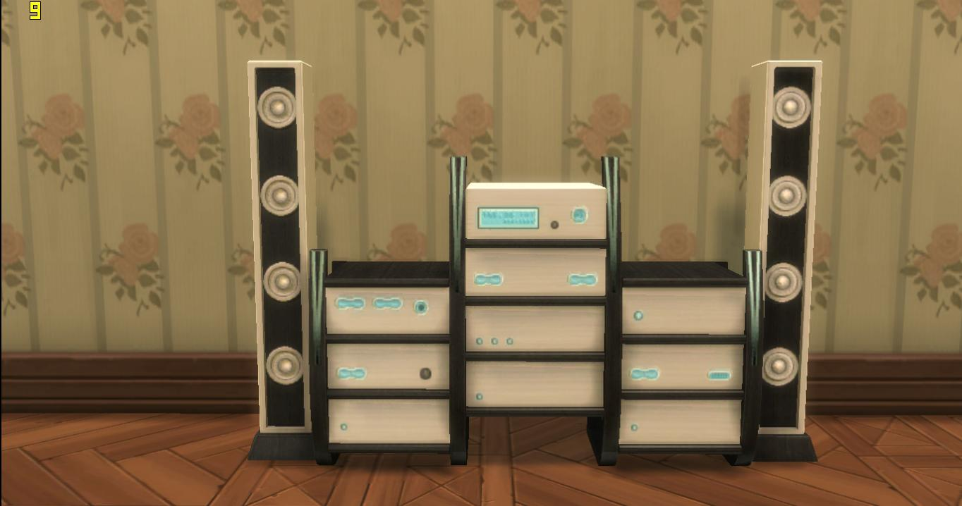 Hi Tech Stereo by AdonisPluto