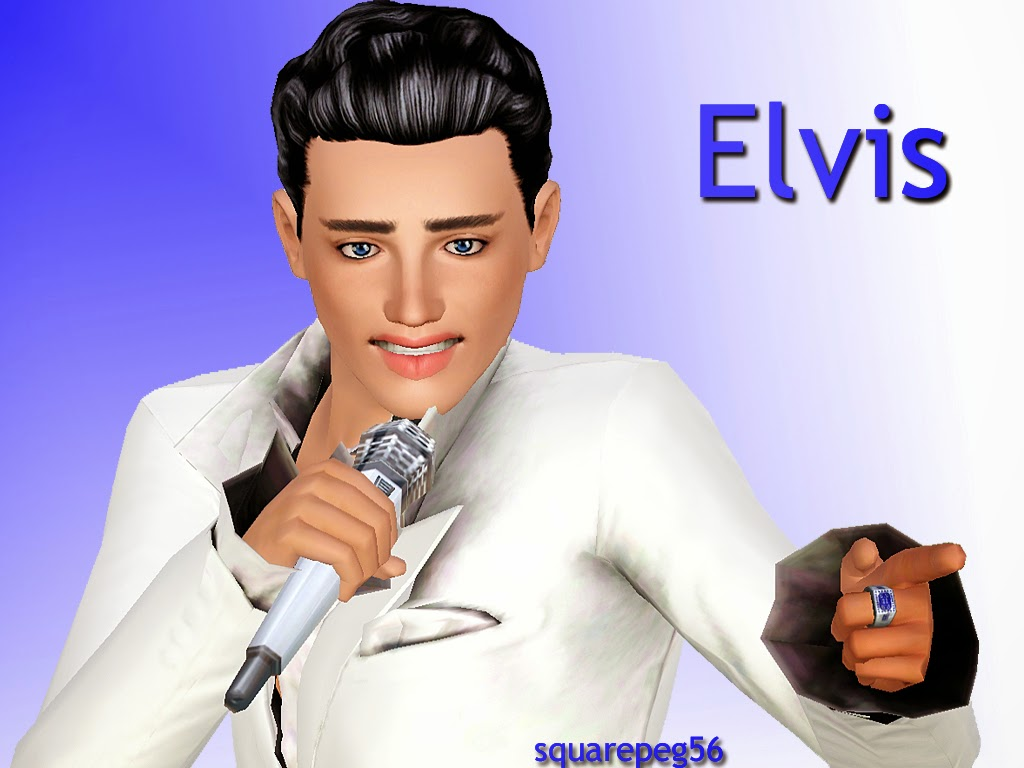 Elvis by squarepeg56