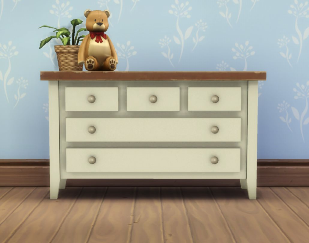 Boring Dresser by plasticbox