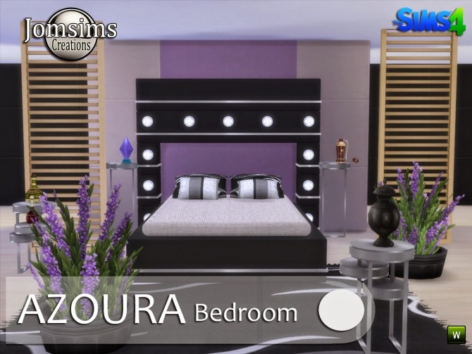 Jomsims Creations  Furniture, Bedroom : AZOURA bedroom