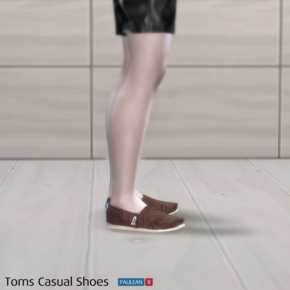 Paulean R  Shoes, Shoes for males : Toms Casual Shoes