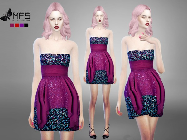 MFS Seraphine Dress by MissFortune