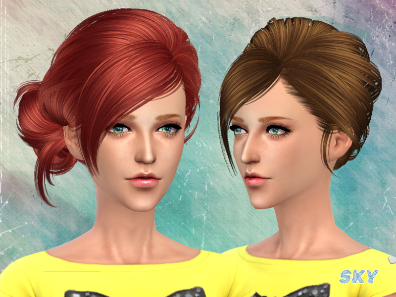 skysims Hair 113