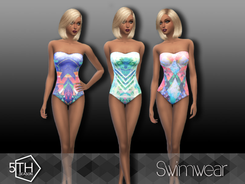 Swimwear Set  5th_Season