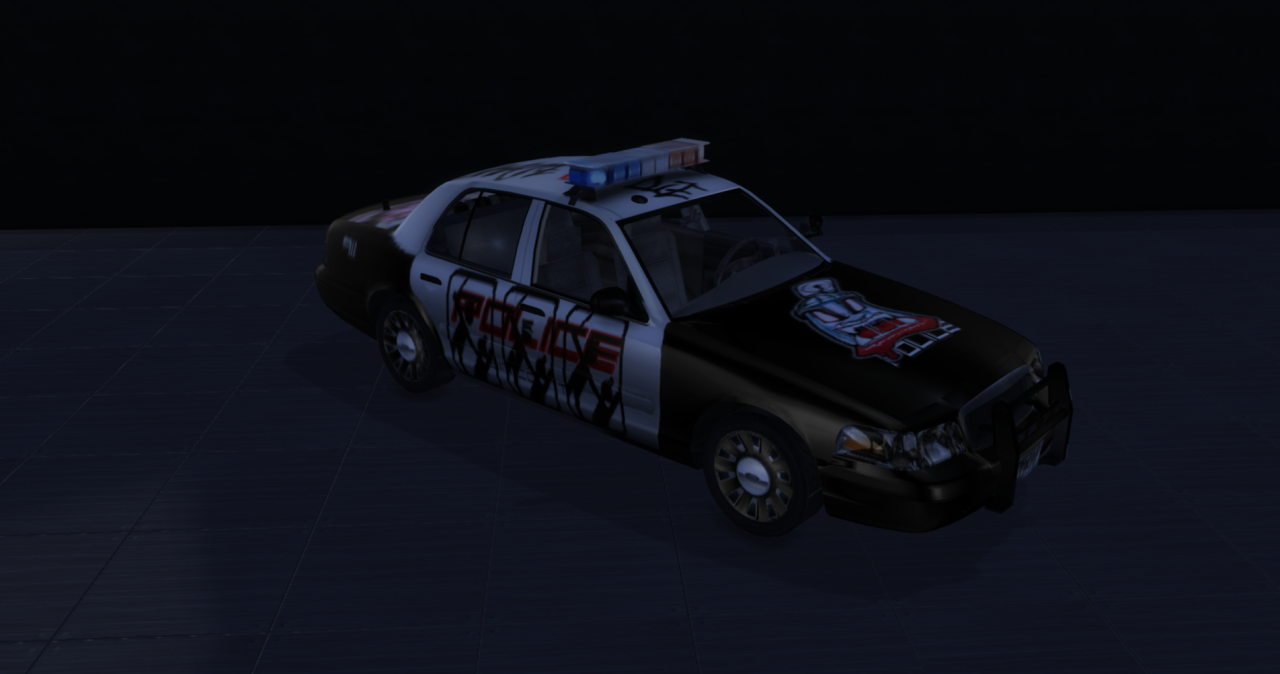 Pig Roast Riot Car by sg5150