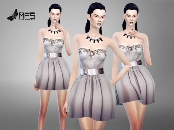 MFS Pearl Dress by MissFortune