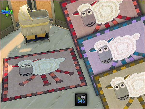 Rugs for Kids by Mabra