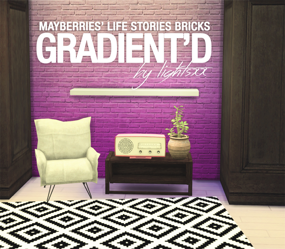 MAYBERRIES LIFESTORIES BRICKS by Lightsxxx