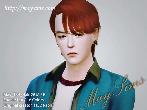 Hair26M/B by May