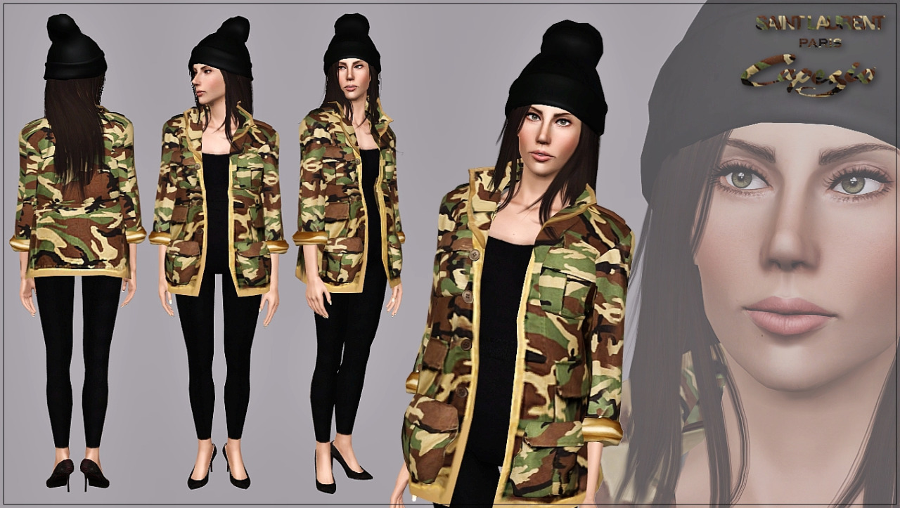 Camo Chic by ArtSims