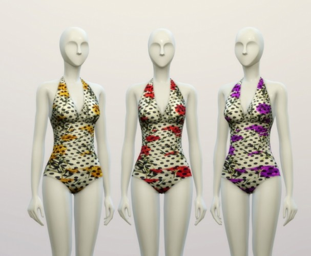 SwimSuit DOLCE&GABBANA by Rusty Nail