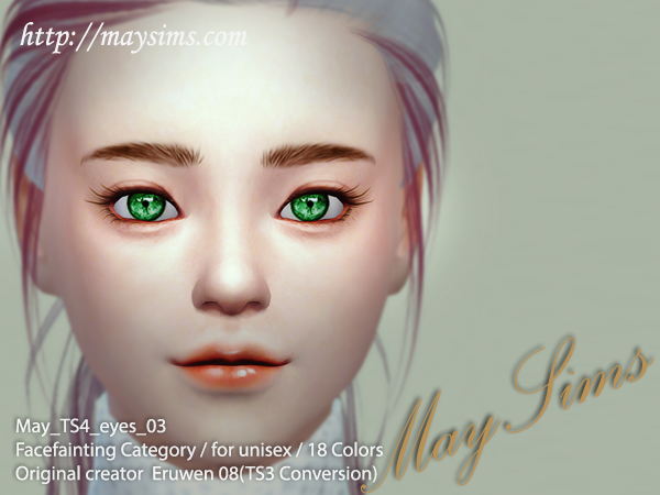 Eyes03 by May Sims