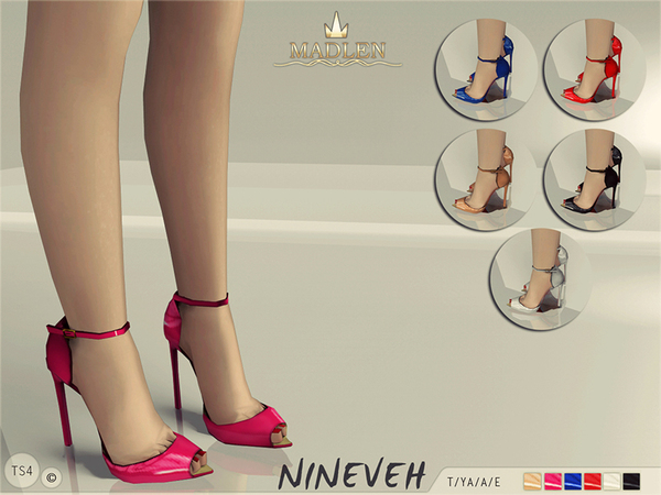 Madlen Nineveh Shoes by MJ95