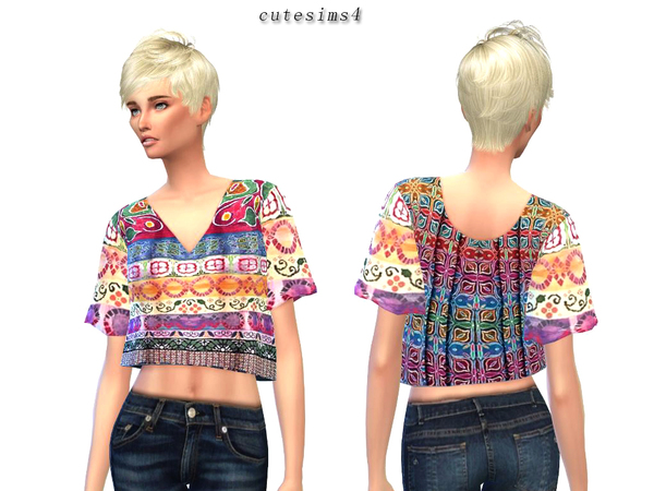 summer clothing pack for everyday and formal by sweetsims4