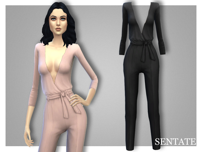 Emily Jumpsuit BY Sentate