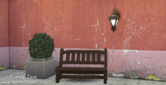 OldPaint for TS4 by Granny Zaza