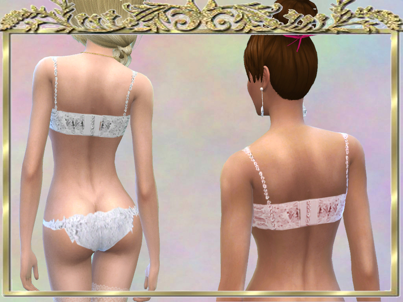 Sweet Dreams Lingerie Collection BY alin2