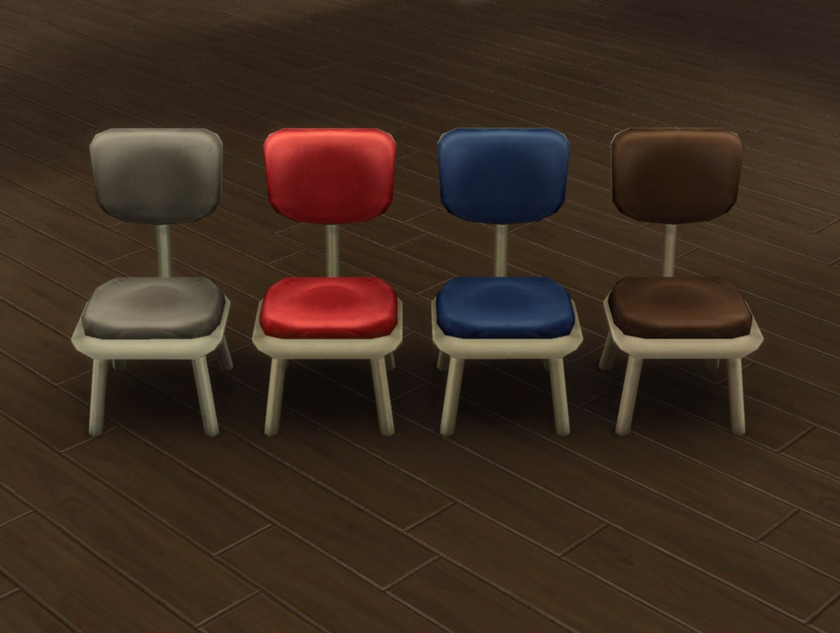 Termagant Chair Mesh Override by plasticbox